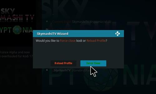 how to install Skymashi Build with Screenshots step 28
