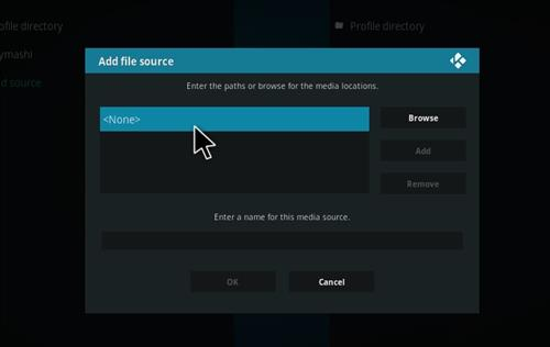 how to install Skymashi Build with Screenshots step 4