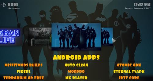 How to Install Atomic Kodi build with screenshots pic 3
