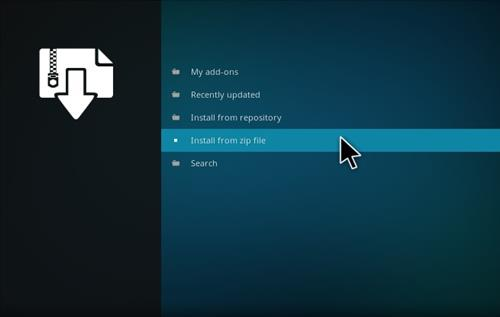 How to Install Atomic Kodi build with screenshots step 10