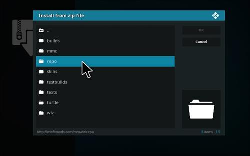 How to Install Atomic Kodi build with screenshots step 12