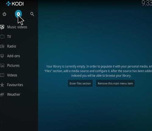 How to Install Boondock Kodi Add-on with Screenshots step 1