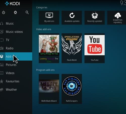 How to Install Boondock Kodi Add-on with Screenshots step 8