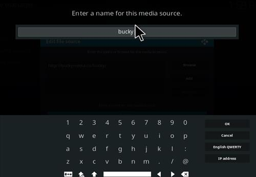 How to Install Bucky Kodi Build with Screenshots step 6