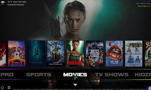 How to Install Cellar Door TV Build with Screenshots pic 1