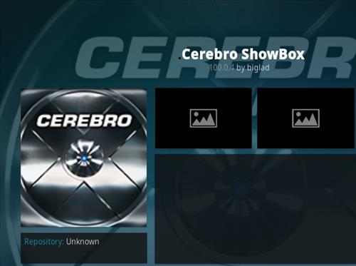 How to Install Cerebro Showbox Kodi Add-on with Screenshots pic 1