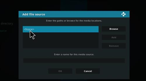 How to Install Digzz Kodi Build with Screenshots step 4