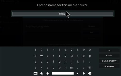 How to Install Digzz Kodi Build with Screenshots step 6