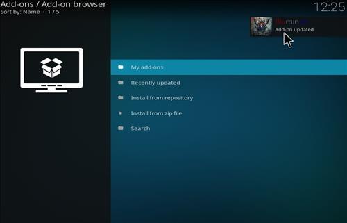 How to Install Illuminati Repository with Screenshots step 14