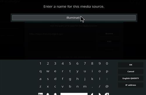 How to Install Illuminati Repository with Screenshots step 6