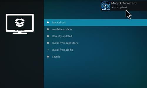 How to Install Magick TV Myth Lite Kodi Build with Screenshots step 13