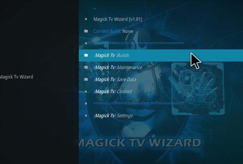 How to Install Magick TV Myth Lite Kodi Build with Screenshots step 17