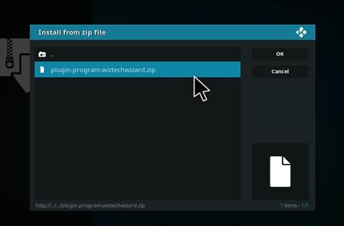 How to Install Mini Mach Kodi Build with Screenshots step 12