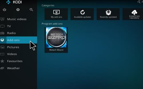 How to Install Mini Mach Kodi Build with Screenshots step 14