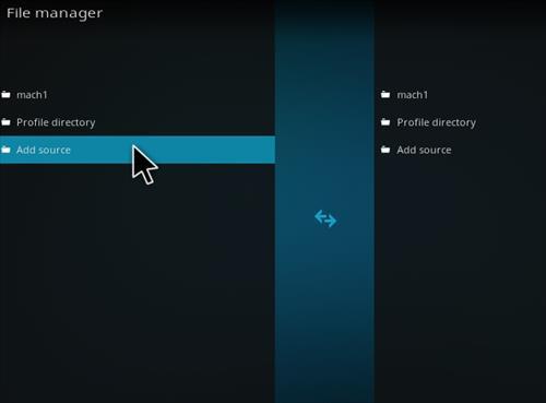 How to Install Mini Mach Kodi Build with Screenshots step 3