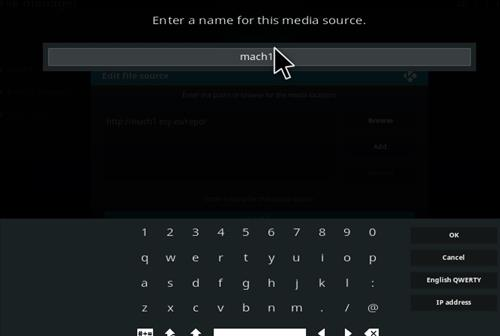 How to Install Mini Mach Kodi Build with Screenshots step 6