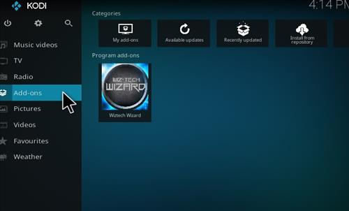 How to Install Mini Mach Kodi Build with Screenshots step 8