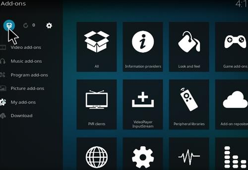 How to Install Mini Mach Kodi Build with Screenshots step 9