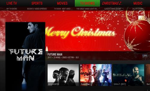 How to Install Misfits Xmas lite Kodi Build with Screenshots pic 2