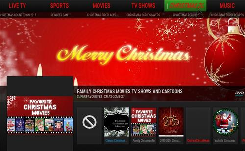 How to Install Misfits Xmas lite Kodi Build with Screenshots pic 3