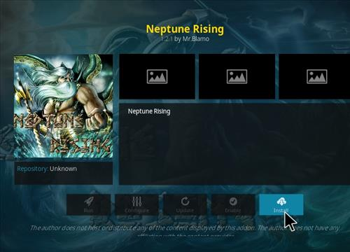 How to Install Neptune Rising Kodi Add-on with Screenshots step 18