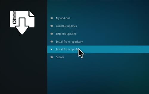 How to Install Nova Kodi Build with Screenshots step 10