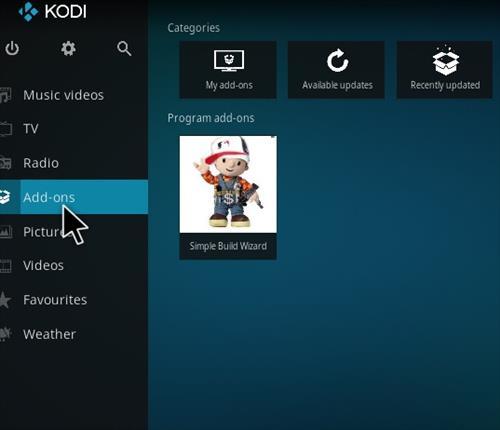How to Install Nova Kodi Build with Screenshots step 14