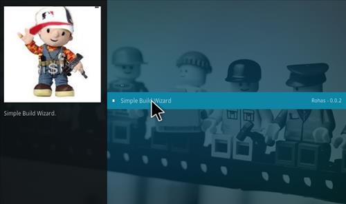 How to Install Nova Kodi Build with Screenshots step 16