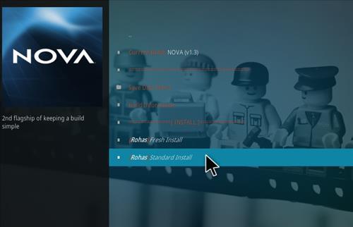 How to Install Nova Kodi Build with Screenshots step 19