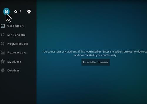 How to Install Nova Kodi Build with Screenshots step 9