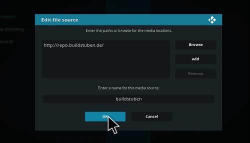 How to Install Repo BuildsTube with Screenshots step 7