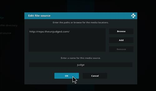 How to Install The Abstract LeiaXB1 Kodi Build step 7