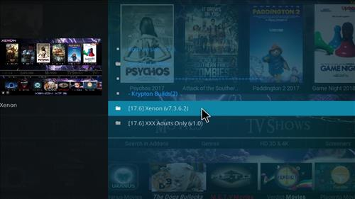 How to Install Xenon Diggz Kodi Build with Screenshots step 17