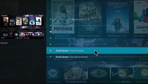 How to Install Xenon Diggz Kodi Build with Screenshots step 18