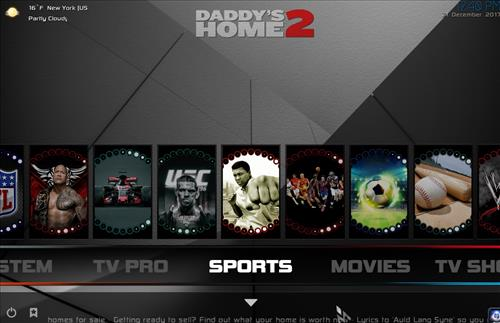 how to Install cellardoor Tv kodi Build with Screenshots. pic 3
