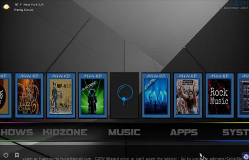 how to Install cellardoor Tv kodi Build with Screenshots. pic 4