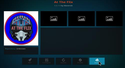 How to Install At the Flix Kodi Add-on with Screenshots step 18