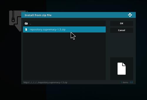 How to Install Atriox Kodi Add-on with Screenshots step 13