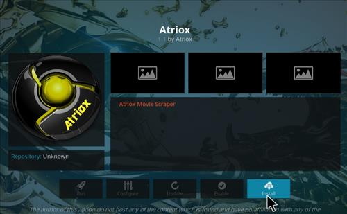 How to Install Atriox Kodi Add-on with Screenshots step 18