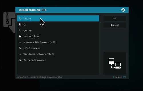 How to Install Brit Flix Kodi Add-on with Screenshots step 11