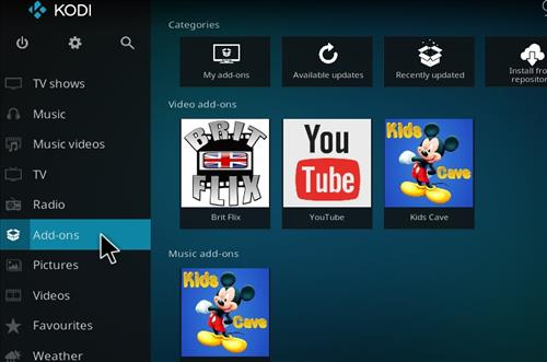 How to Install Brit Flix Kodi Add-on with Screenshots step 8