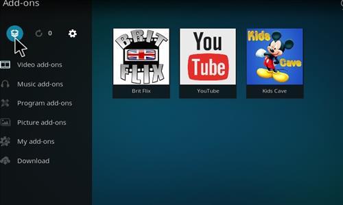 How to Install Brit Flix Kodi Add-on with Screenshots step 9