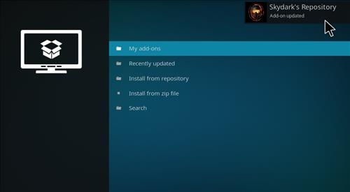 How to Install Cerebrus Kodi Add-on with Screenshots step 13