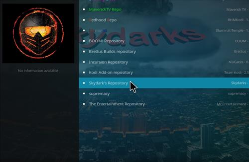How to Install Cerebrus Kodi Add-on with Screenshots step 15