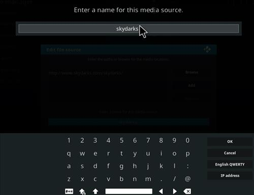 How to Install Cerebrus Kodi Add-on with Screenshots step 6