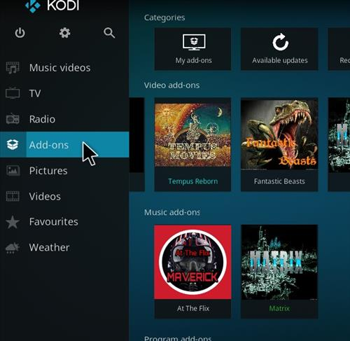 How to Install Cerebrus Kodi Add-on with Screenshots step 8