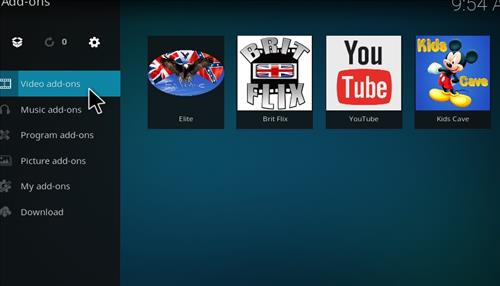 How to Install Elite Kodi Add-on with Screenshots step 14