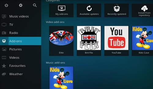 How to Install Elite Kodi Add-on with Screenshots step 8