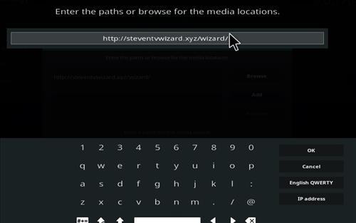 How to Install Krypton Zen Kodi build with Screenshots step 5