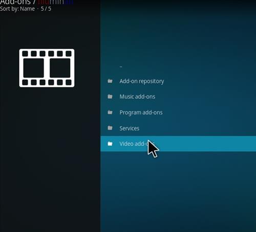 How to Install Matrix Kodi Add-on with Screenshots step 16